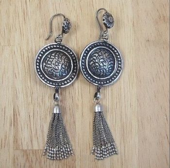 Traditional Indian Tribal Earrings